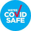 COVID-Safe Badge Digital