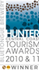 hunter-toursim-awards-central-coast